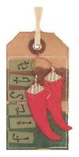FIESTA Fresh Tags Handmade tag by EK Success NEW