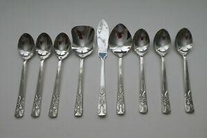 Grosvenor Gretel Silver Plated Afternoon Tea Set Spoons Spreader Preserves Sugar