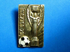USSR Soviet Pin Badge FIFA World Cup 1970 Mexico, Football.