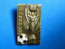 URSS soviétique pin badge coupe du monde FIFA 1970-Mexique, le football.