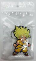 DBZ Super Saiyan Goku Dragon Ball Z Anime Keychain Free Shipping