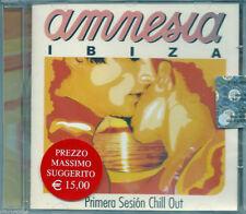 Amnesia Ibiza. Primera Sesion Chill Out (2003) CD NUOVO Moodorama. Mutalo Beat