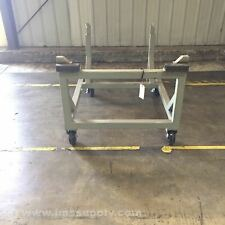 "41"" W X 50"" L X 34"" H Industrial Cart, Four 6"" Caster Wheels Usip"