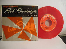 Bob Brookmeyer, Open Country / Jive at five, Storyville EP-406 red wax