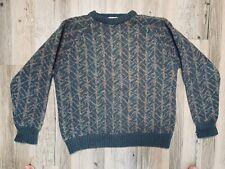 Vintage McGregor Coogi Wool Blend Pull Over Long Sleeve Sweater Men Large N8