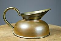 Copper pouring jug brass handle vintage antique by Weba Ware made in England