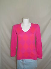 TOMMY HILFIGER  MAGLIONE SWEATER JUMPER DONNA  TG.S CASUAL  VA214