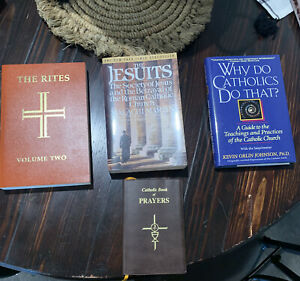 Rare Exorcism/Catholic books
