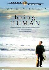 BEING HUMAN - (1994 Robin Williams) Region Free DVD - Sealed