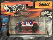 Hot Wheels Racing Select Jeremy Mayfield #12 Taurus NASCAR 1:64 Die Cast - New!!