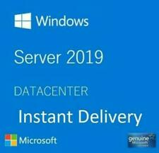Server 2019 Datacenter Edition Retail License Key lifetime code