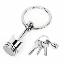 Keychain Keyring Key Chain Ring Gift Fashion Men Creative Alloy Metal Keyfob Car