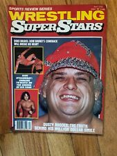 Sports Review Series Wrestlings SuperStars, Vintage April 1979, Dusty Rhodes