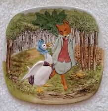 Unboxed Beswick Pottery Wall Plaques