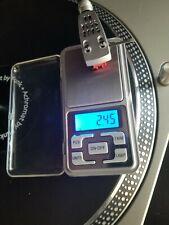 Digital LED Cartridge Scale Gauge Tracking Force Turntable Stylus Tonearm. USA!