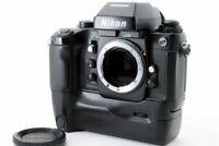 Nikon F4s 35mm SLR AF Film Camera body MB-21 Japan #792943