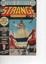 STRANGE ADVENTURES 237 AUG 1972 GOOD  PLUS