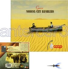 "MODENA CITY RAMBLERS ""GOCCE"" CD 2003 + LIVE + REMIX"
