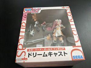 Sega Hard Girls Dreamcast Figure Statue JP Brand new in box 2nd release HCV-2024