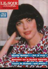 LSI 2901 (28/1/88) MIREILLE MATHIEU BOB MORANE VERNES