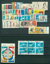 DDR Jahrgang 1962 , gestempelt , Auswahl aus Michel Nr. 869 - 933