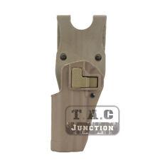 Serpa CQC Left Hand Waist Pistol Gun Holster w/ Jacket Slot for Colt 1911 M1911