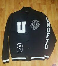 Undefeated Varsity Jacket Size small