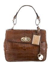 Ralph Lauren Crocodile Alligator Bags   Handbags for Women  42d4c4e0f6b85