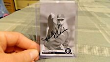 Mark Gardner Signed Baseball Card (San Francisco Giants, Montreal Expos, Royals)