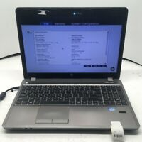 HP ProBook 4540s Intel Core i3-3110M 2.40GHz 4GB - No Hdd, OS, Batt. (0TV)