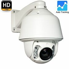 CCTV 1.3M 720P IP X20 PTZ D/N Auto Tracking Hikvision Module Kamera IR Dome WDR