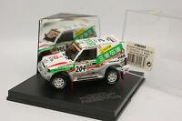 Skid 1/43 - Mitsubishi Pajero Shinozuka Paris Dakar 1998