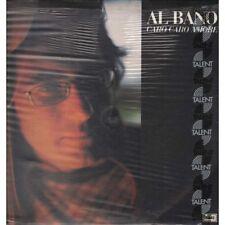 Al Bano Lp Vinile Caro Caro Amore / Emi serie Talent Sigillato 5099911878315