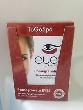 ToGoSpa Eyes Pomegranate Eyemask 3 pk