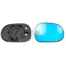 Mercedes Clase M 98 - > 01 Puerta Espejo De Cristal Asférica Azul, Calienta & Base, lado derecho