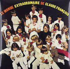 Brand New! Le Monde Extraordinaire De Claude Francois - Vinyl 180 Gram