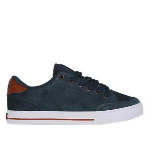 Mens Circa AL50 Skateboarding Shoes NIB Slate White