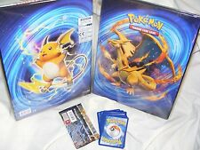 Ultra Pro Pokemon Portfolio - Trading Card Protection - Folder / Album / Binder