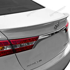 Spoiler PAINTED Wing Factory Style For: TOYOTA AVALON 2013-2018