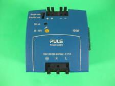 Puls Power Supply -- ML100.105 -- Used