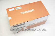 Tamron SP 70-200mm f/2.8 LD AF IF Di A001N II For Nikon JAPAN OFFICIAL NEW!