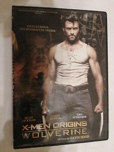 DVD - X-MEN ORIGINS : WOLVERINE - ZONE 2