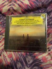 Robert Schumann - : Piano Quintet, Op. 44; String Quartet, Op. 41, No. 1- (CD)