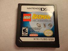LEGO Batman: The Videogame (Nintendo DS, 2008) - Cart Only