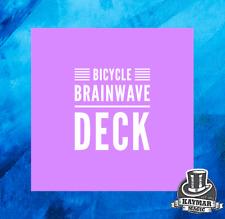 The Brainwave Deck - Bicycle Stock