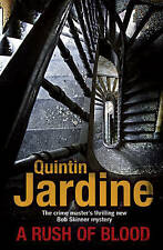 A Rush of Blood by Quintin Jardine BRAND NEW BOOK (Paperback, 2010)