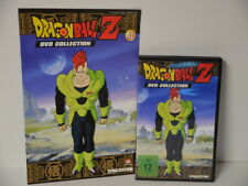 DragonBall Z DVD Collection Nr. 42 mit 4 Folgen  165 -168 Top Zustand + Heft