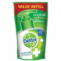 Dettol Liquid Hand Wash Refill 100% Original - 175ml Free Shipping Worldwide