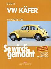 VW KÄFER 09/1960 BIS 12/1986 ALLE MOTOREN REPARATURANLEITUNG SO WIRDS GEMACHT 16