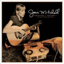 JONI MITCHELL - ARCHIVES VOL. 1: THE EARLY YEARS (1963-1967) (5 CD) NEW CD